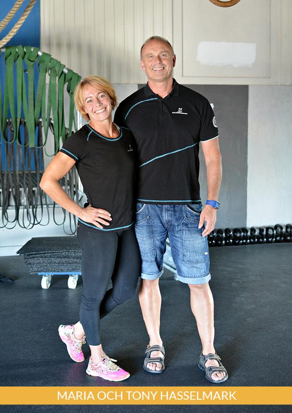 Maria och Tony Hasselmark