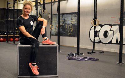 Karin startar Weight Trainer Next Step!