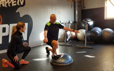 Weight Trainer och Pernille.. VILKEN FANTASTISKT KOMBO!