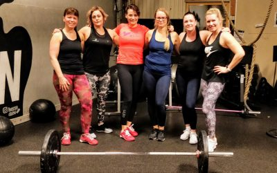 PT Small Group: 6st workshops + 2 individuella PT-pass