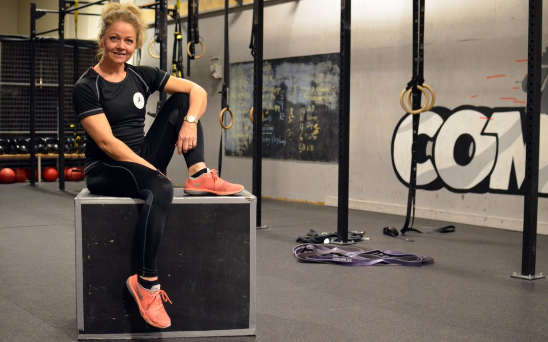 KARIN GER DIG NYA UTMANINGAR MED WEIGHT TRAINER NEXT STEP!