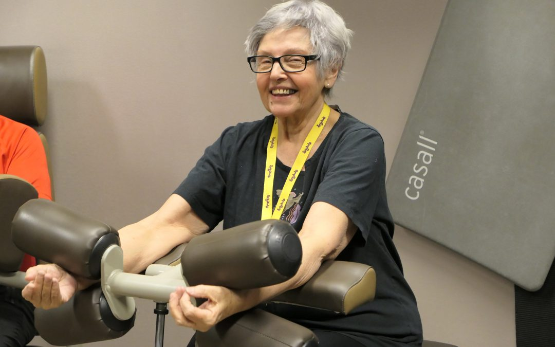 Vi startar ny viktgrupp för seniorer  FORMe – kom i form nu!