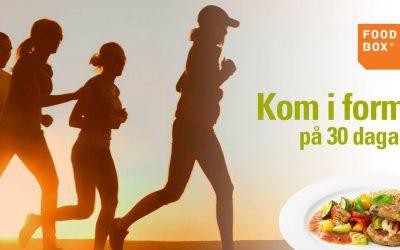 NÅ DINA VIKTMÅL MED FOODBOX CHALLANGE